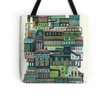 Strange House 2 Tote Bag