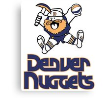 nuggets Canvas Print