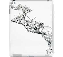 Butterfly nature iPad Case/Skin