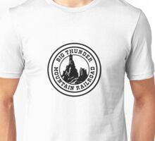 HeroThunderMountainWhite Unisex T-Shirt