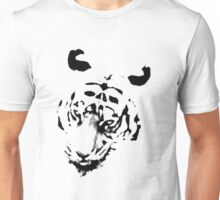 Snarling Tiger Unisex T-Shirt