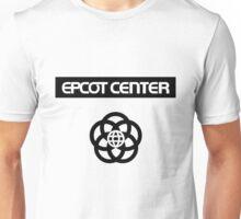 ECRectangleBlackWithLogo Unisex T-Shirt