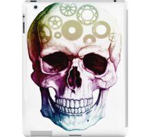 Horror Skull Tattoo iPad Case/Skin