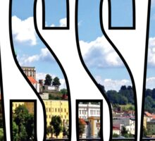 Passau Sticker