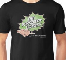Pork Chop Express - Distressed Lime Variant Unisex T-Shirt