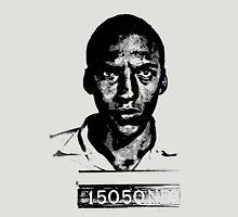 Bayard Rustin Mugshot-1944 (Resisting the draft) Unisex T-Shirt