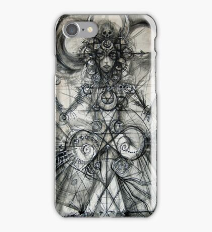 The Mother Matrix iPhone Case/Skin