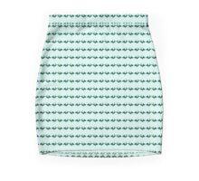 Crane #4  Mini Skirt