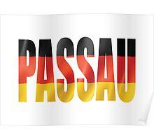 Passau. Poster