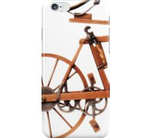 OLD BICYCLES iPhone Case/Skin
