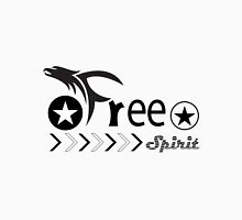 Free Spirit (version 2) Unisex T-Shirt