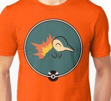 Cyndaquil Redux Unisex T-Shirt