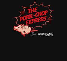 Pork Chop Express - Distressed Extreme Heat Variant Womens Fitted T-Shirt