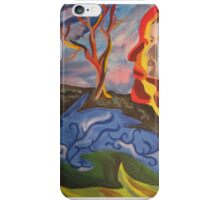 Fictional Nature iPhone Case/Skin