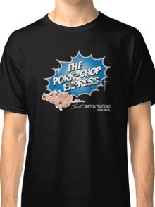 Pork Chop Express - Distressed Blue Variant Classic T-Shirt