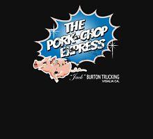 Pork Chop Express - Distressed Blue Variant Unisex T-Shirt