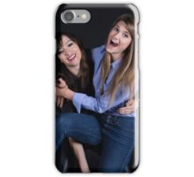carmilla and laura  iPhone Case/Skin