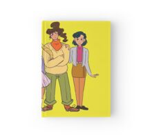 Sailor fashion squad Hardcover Journal