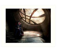 Doctor Strange edit by lichtblickpink Art Print