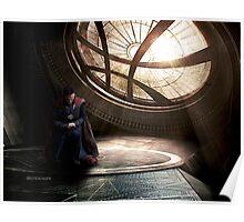 Doctor Strange edit by lichtblickpink Poster