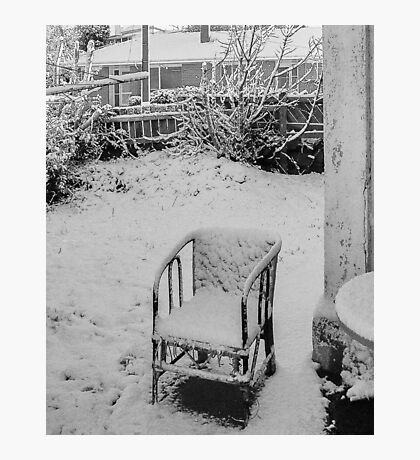The Winter of Discontent Photographic Print