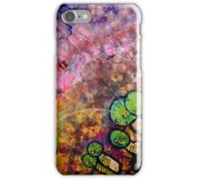 Pegasi Watchers by Sam Haycroft iPhone Case/Skin