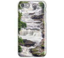 Whitewater at Cuyahoga Falls iPhone Case/Skin