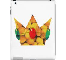 Princess Peach Crown iPad Case/Skin