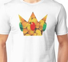 Princess Peach Crown Unisex T-Shirt