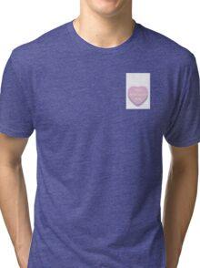 Bond, Huckleberry Bond Sweetheart Tri-blend T-Shirt