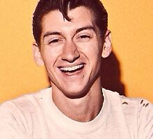 alex turner by kneesocksss