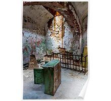 Prison Remains Poster
