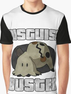 Busted! Graphic T-Shirt