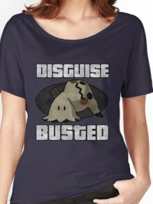 Busted! Women's Relaxed Fit T-Shirt