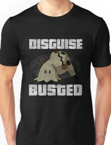Busted! Unisex T-Shirt