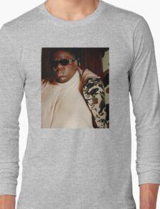 Biggie smalls Long Sleeve T-Shirt