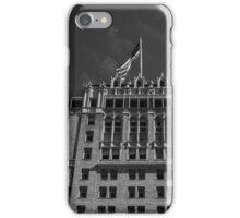 Hotel & Flag iPhone Case/Skin