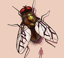 David Cronenberg's The Fly by Nathan Anderson