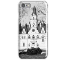 Castle Budmerice, Slovakia iPhone Case/Skin