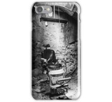 Shadow Barber iPhone Case/Skin