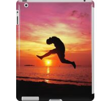 High Jump  iPad Case/Skin