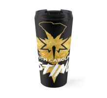 Team Instinct - South Carolina Travel Mug