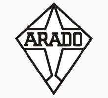 Arado Flugzeugwerke Logo Kids Tee