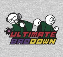 """Super Epic"" Ultimate Brodown Logo by PowerMadGamer"