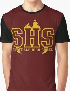 sunnydale high t-shirt Graphic T-Shirt