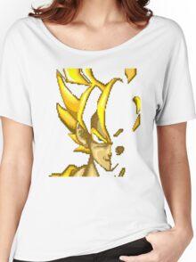 Super Saiyan Goku Women's Relaxed Fit T-Shirt