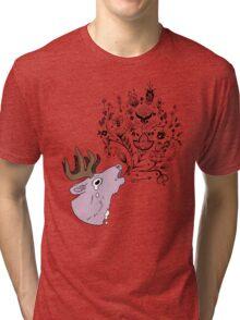 Dear Deer Tri-blend T-Shirt