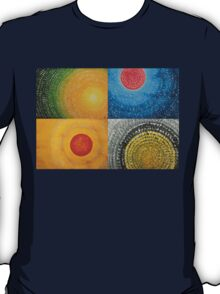 The Four Seasons collage T-Shirt