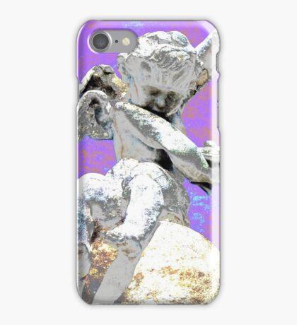 Kansas City Cherub iPhone Case/Skin
