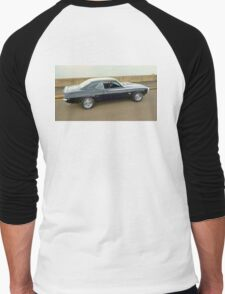 1969 SS Camaro Men's Baseball ¾ T-Shirt